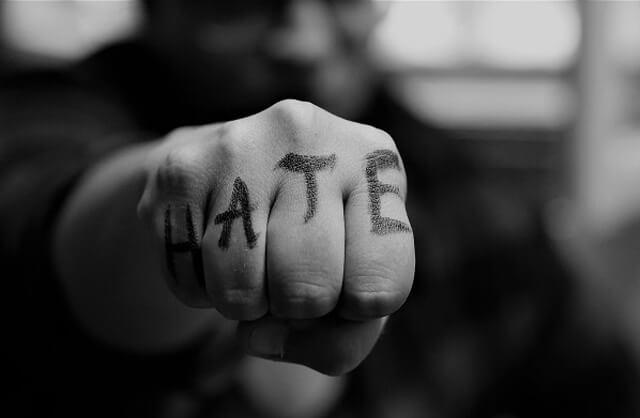 Дела од омраза